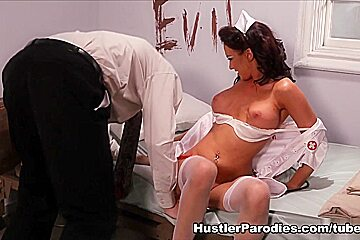 Carina Roman in The Official Halloween XXX Parody