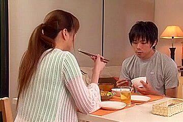 Japanese MILF Temptation (censored)