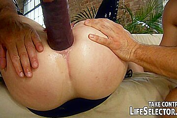 Double anal games