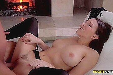 lily love blazing breast