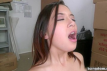 Daisy Summers 1st Audition with BangBros