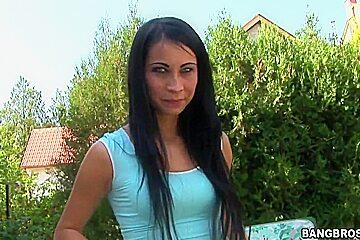 Sexy fucking with gorgeous babe Black Sonja