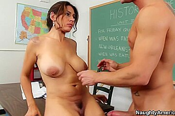Raylene & Billy Hart in My First Sex Teacher