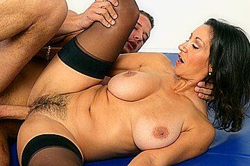 Persia Monir & Danny Mountain in My First Sex Teacher