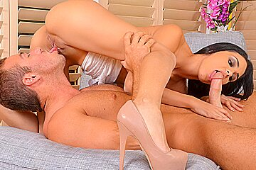 Jasmine Caro & Chad White in My Dad Shot Girlfriend