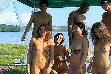 Ally & Eniko & Francheska & Mystica in porn college girls are really hardcore sluts