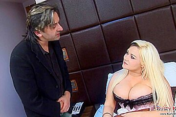 Poorly Tara Sparx Gets Cock Injection