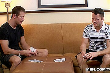 Spencer Fox & Valentin Petrov in Something Better Scene