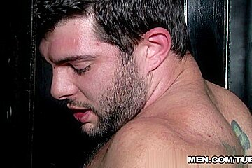 Johnny Rapid & Tony Paradise in Glory Hole Movie
