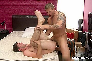 Colby Jansen & Jimmy Fanz in Discharged Video