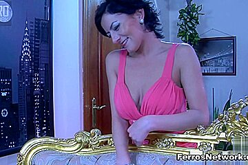PantyhoseJobs Video: Isidora and Frederic