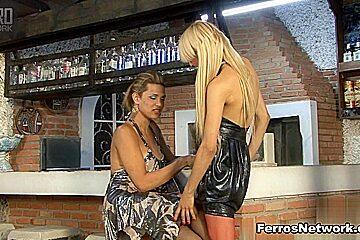ShemalesFuckGirls Video: Tayna and Nicole B