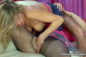 Pantyhose1 Movie: Flossie and Nora