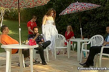 ShemaleWeddings Video: Patricia G and senna