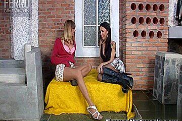 ShemalesFuckGirls Scene: Bia and Monica C