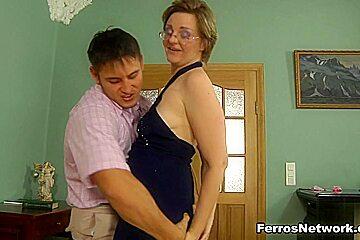 GuysForMatures Clip: Leonora and Govard