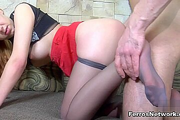 NylonFeetVideos Movie: Salome and Clifford