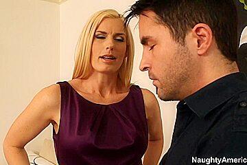 Darryl Hanah & Kris Slater in My Friends Hot Mom