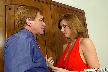 Sara Stone & Evan Stone in Neighbor Affair
