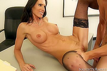Jennifer Dark & Tyler Nixon in My First Sex Teacher
