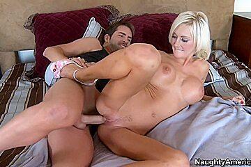 Torrey Pines & Kris Slater in My First Sex Teacher