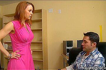Janet Mason & Kris Slater in My Friends Hot Mom