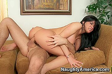 Rebeca Linares & James Deen in My Dad Shot Girlfriend