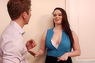 Tessa Lane & Danny Wylde in Naughty Office