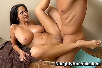 Ava Addams & Tommy Gunn in My Wife Shot Friend