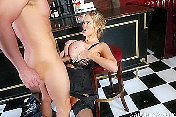 Katie Kox & Preston Parker in Naughty Office