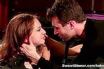 Sara Luvv & James Deen inShades Of Kink #03, Scene #04