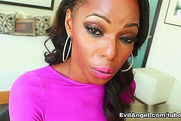 Marie Luv & Winston Burbank in Facial Overload #04 Movie