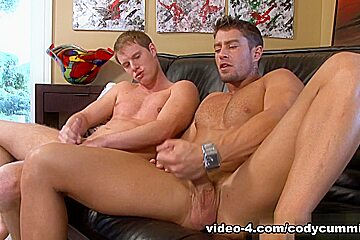 Cody Cummings & Tyler Andrews in Master Strokesmen XXX Video