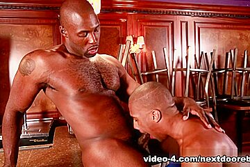 Nubius & King B in Tend My Bar XXX Video