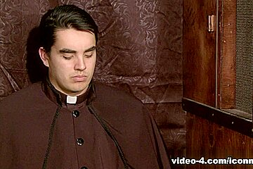 Ty Roderick & Casey Tanner in Forgive Me Father Video