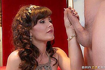 Milfs Like it Big: The Goddess of Big Dick. Lisa Ann, Mick Blue