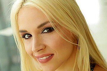 DarkX Sarah Vandella (Busty Blonde IR Anal