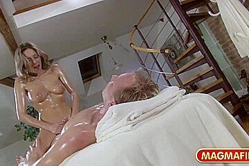 German Oil Massage