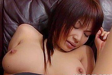 Juri Matsuzaka gets cumshot