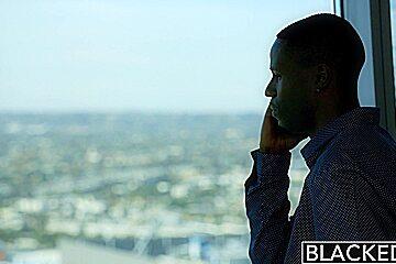 BLACKED Valentina Nappi Rimming Black Man With Passion