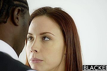 BLACKED Friends Jade Nile and Chanel Preston Enjoy BBC