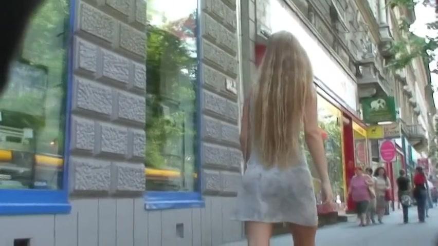 Sexy blonde teen upskirt voyeur vid Free pantyhose sex galleires