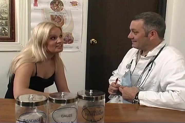 Seeing The Doctor For Some Orgasms girls on girl video in locker room porn