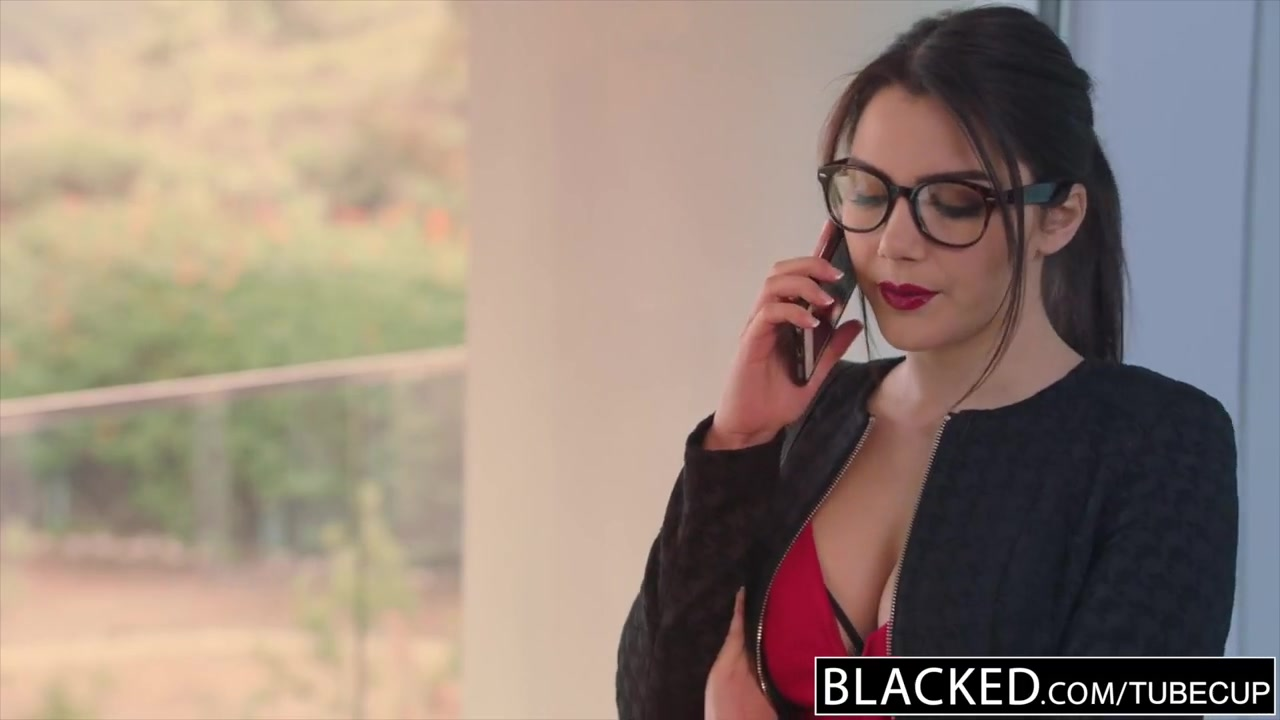 BLACKED Valentina Nappi takes the biggest bbc in the world