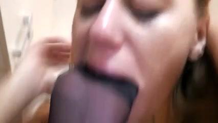 Licking ebony porn pussy