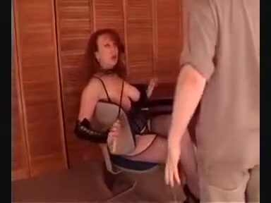 Mature knock entertains with slave Horny amateur Cunnilingus Fingering xxx video