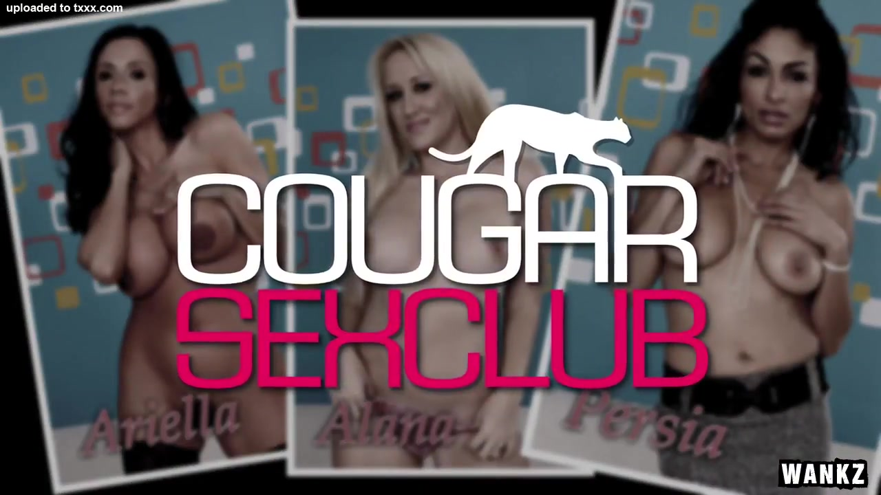 WANKZ- Three Cougars Spells Trouble free sex old movies