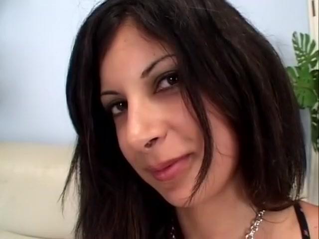 Incredible pornstar Gia Jordan in amazing dp, brunette adult video Paja el sofa