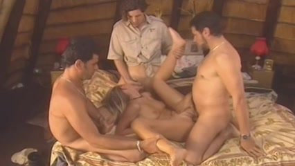 Foursome in an African hut How to find out if someone is on dating websites