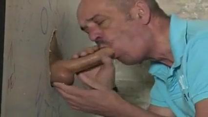 Older guys a BIG uncut at the gloryhole Ed edd n eddy nazz porn
